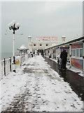 TQ3103 : Palace Pier by Simon Carey