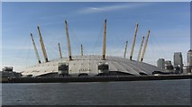 TQ3980 : Millennium Dome by Roddy Urquhart