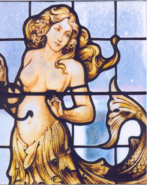 The sea enriches - with mermaids  (2)