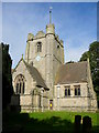 NU1908 : Parish church at Shilbottle by Colin Park