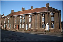 TF3243 : High Street Terrace by Richard Croft