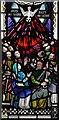 TQ3195 : St Peter, Grange Park, London N21 - Window by John Salmon