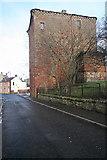 NS5036 : Barr Castle, Galston by Dan