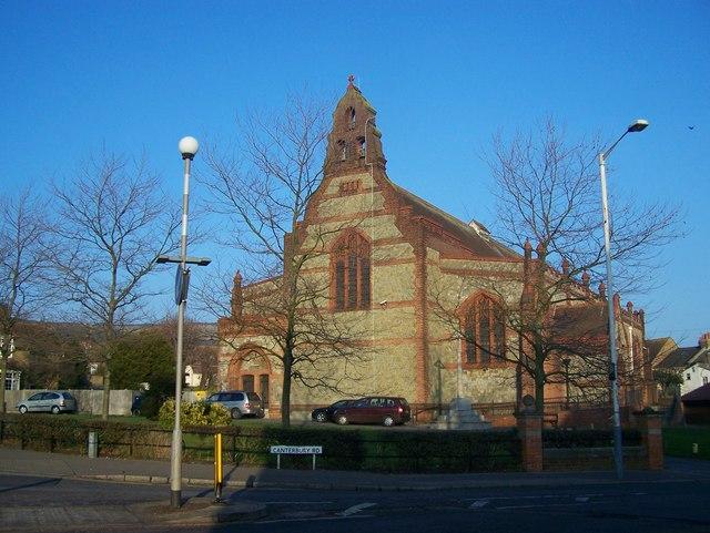 St. Saviour's Church, Folkestone