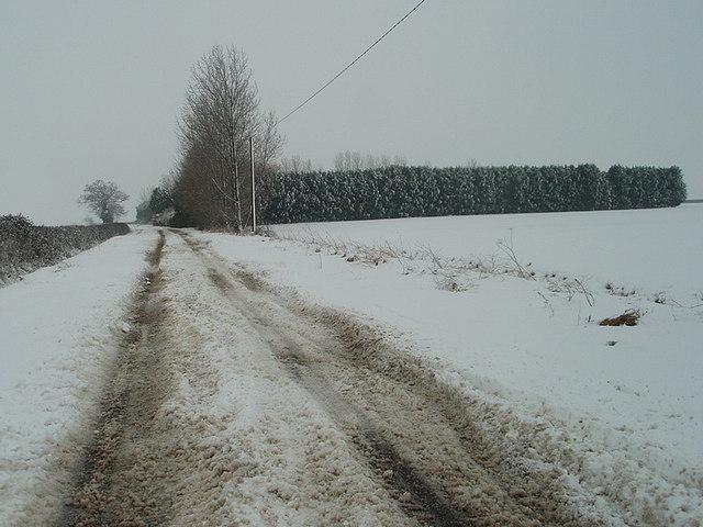 Road To Luddington