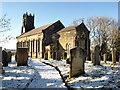NZ3272 : St. Alban's Church - Earsdon by R J McNaughton