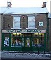 NZ1238 : Tow Law Pharmacy by Ian Porter