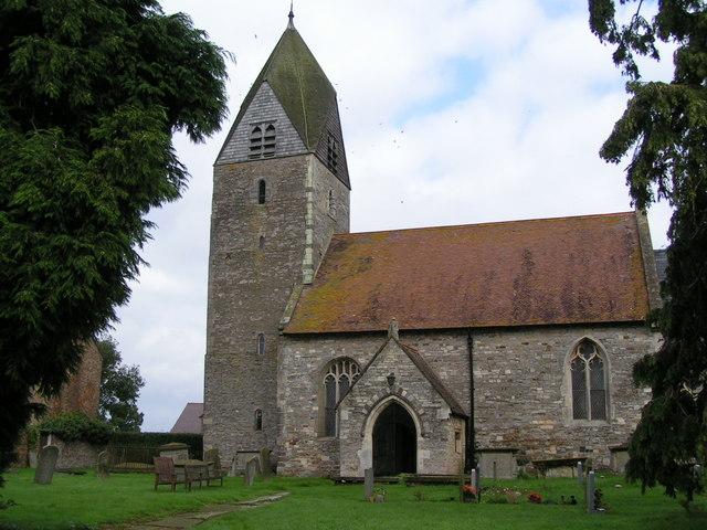 Churcham church