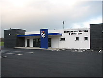 C8531 : Coleraine Rugby Club(1) by Willie Duffin