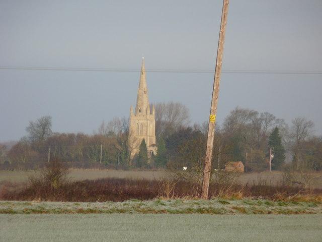 St Mary's Church, Keysoe