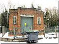 SJ6911 : Electricity Sub Station, Oakengates by Gordon Cragg