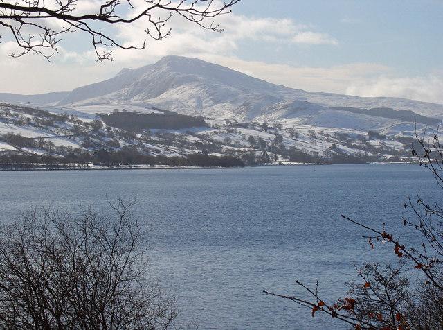 Llyn Tegid near Llanycil
