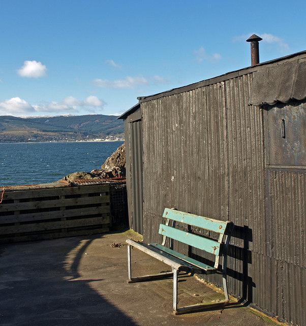 Clyde Beach Hut