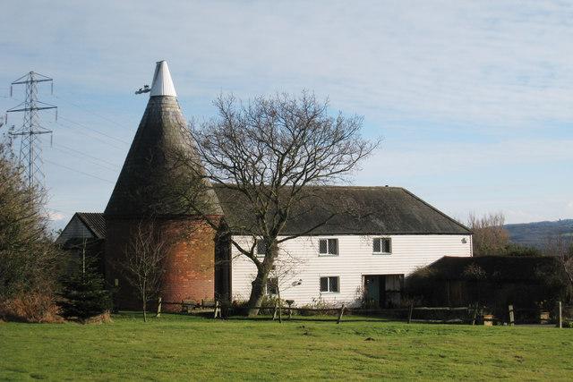 Fuggles Oast, Main Road, Westfield, East Sussex