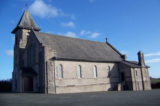 Church of St Patrick, Loughgall (1912)