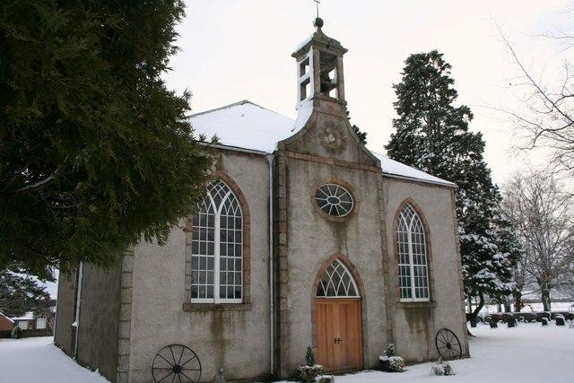 Echt Church
