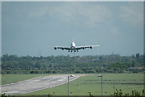 SJ3464 : A380 by Graeme Walker