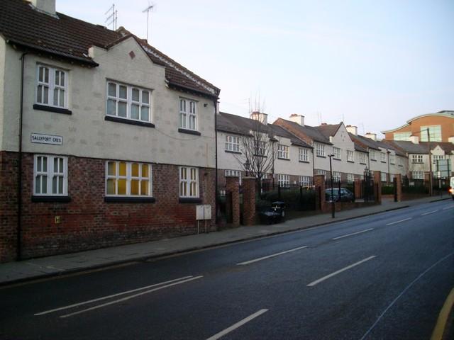 Sallyport Crescent