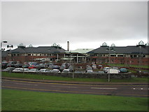 C8631 : Causeway Hospital by Willie Duffin