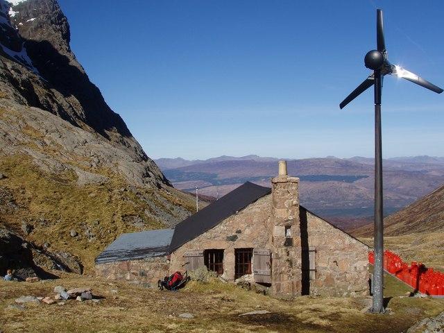 CIC hut Ben Nevis