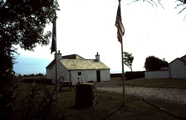 Birthplace of John Paul Jones