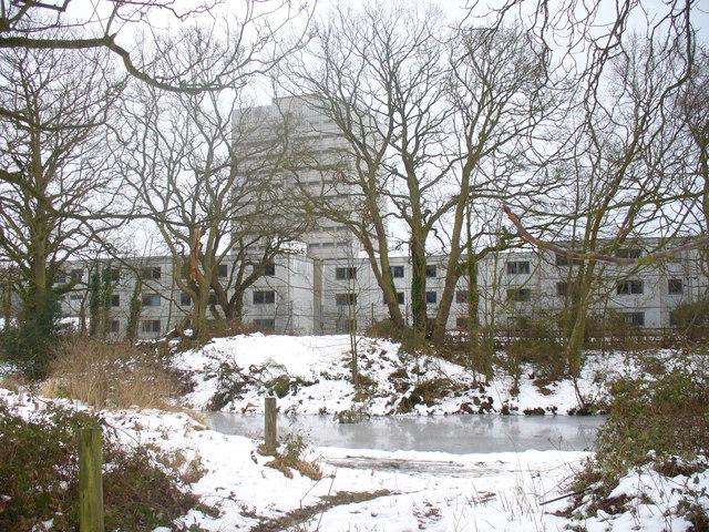Barracks in Aldershot