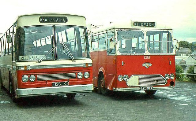 Buses, Sligo