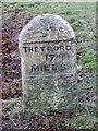 TM0898 : Old Milestone by Keith Evans