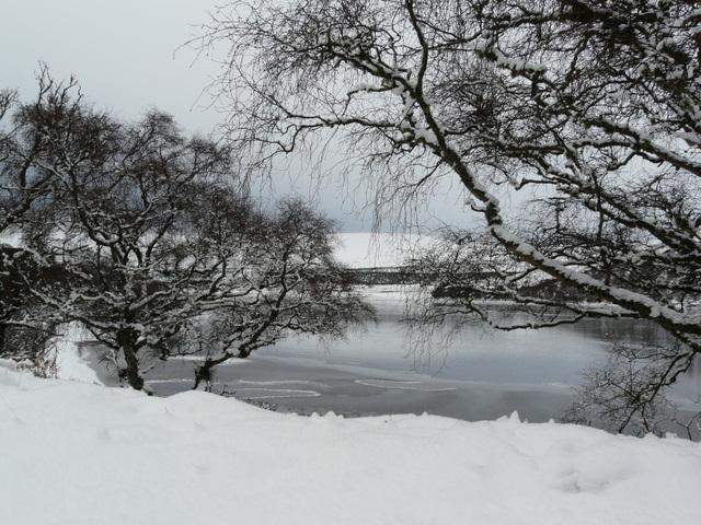 Loch Brora at Gordonbush