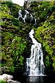 G6690 : Assarnacally Waterfall by Joseph Mischyshyn