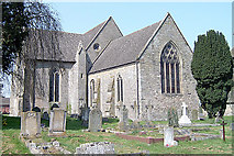 SO3958 : St Mary, Pembridge, Herefordshire by Gordon Cragg