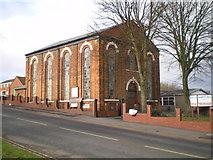 SO9394 : Hurst Hill Methodist Church by Richard Law