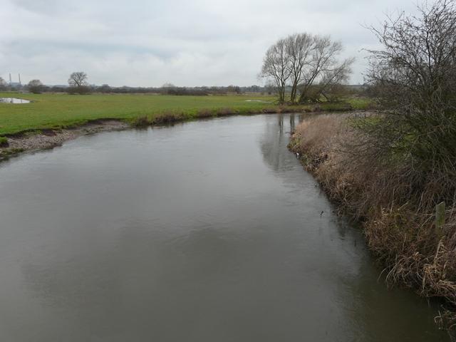 River Trent near Nethertown