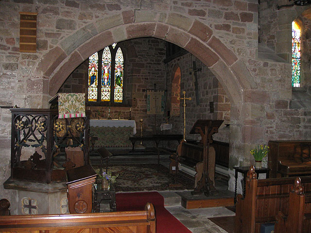 View from a pew