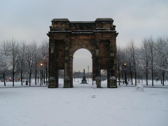 McLennan Arch, Glasgow Green