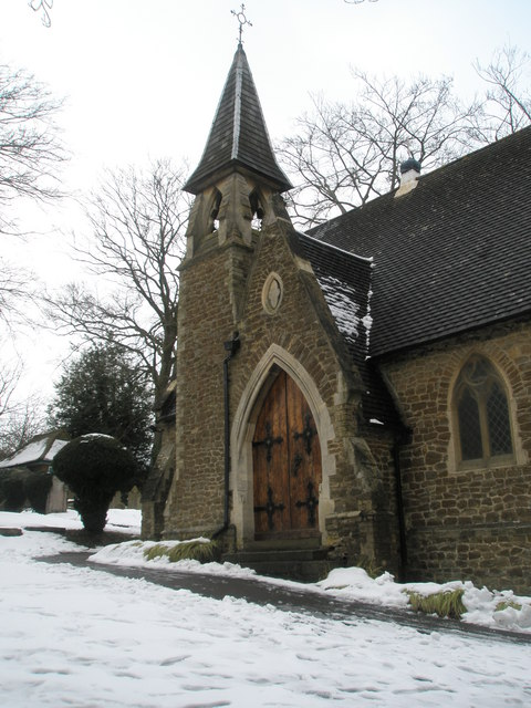 Former chapel for Guildford Cemetery