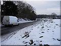 TL6356 : Brinkley Road by Hugh Venables