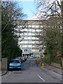 SU4729 : Winchester - Hampshire Police Headquarters by Chris Talbot