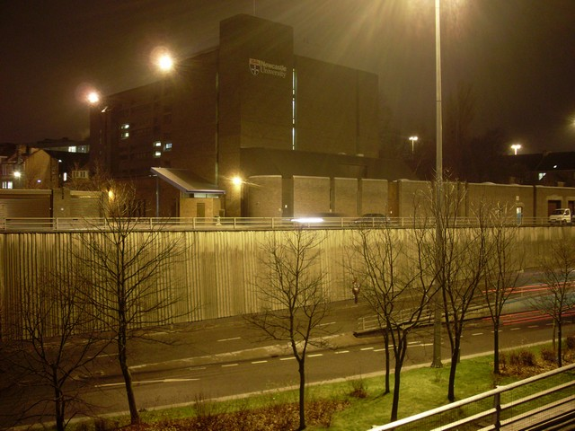 Buildings of Newcastle University