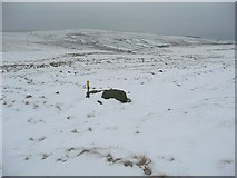 SD9917 : View from the permissive path at Cat Moss, Rishworth by Humphrey Bolton