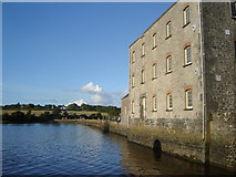SN0403 : Carew Tidal Mill by Ruth Sharville