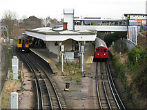 TQ2182 : Willesden Junction by Stephen McKay