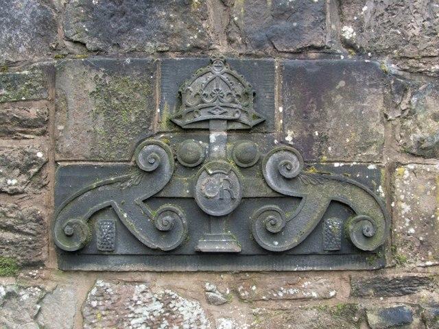 Dumbarton Prison - Crown Stone