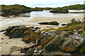 G6697 : Tidal pool off road to Rosbeg. by Joseph Mischyshyn
