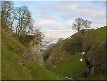 SK1482 : Cave Dale by John H Darch
