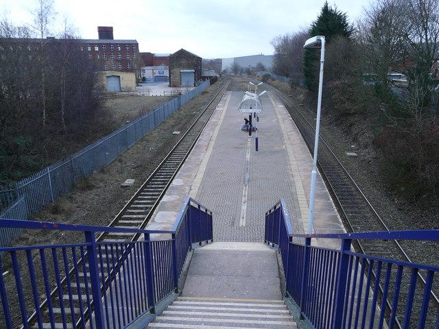 Mill Hill Railway Station