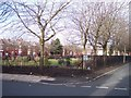 SJ3596 : Urban oasis at Orrell Park by Raymond Knapman