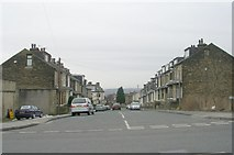 SE1734 : Portsmouth Avenue - Otley Road by Betty Longbottom