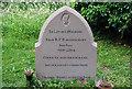 TM0157 : John Peel's grave, Great Finborough, Suffolk by Peter Tarleton