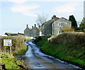 ST6860 : 2009 : The lane into Priston by Maurice Pullin